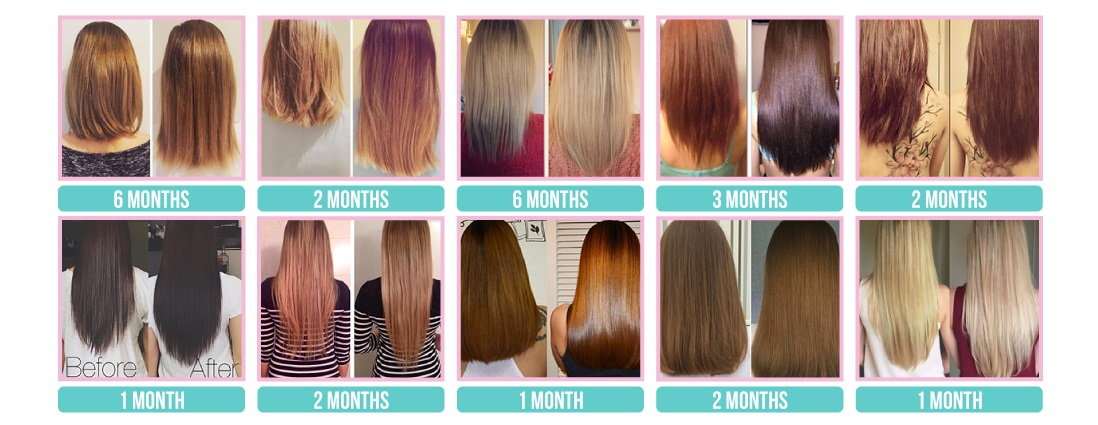 hairburst results