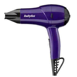 babyliss nano dry hair dryer