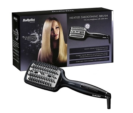 The Best Hair Straightening Brush [Reviews + Buying Guide]