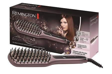 Remington Ceramic Straightening Brush