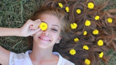 how to keep hair healthy in summer