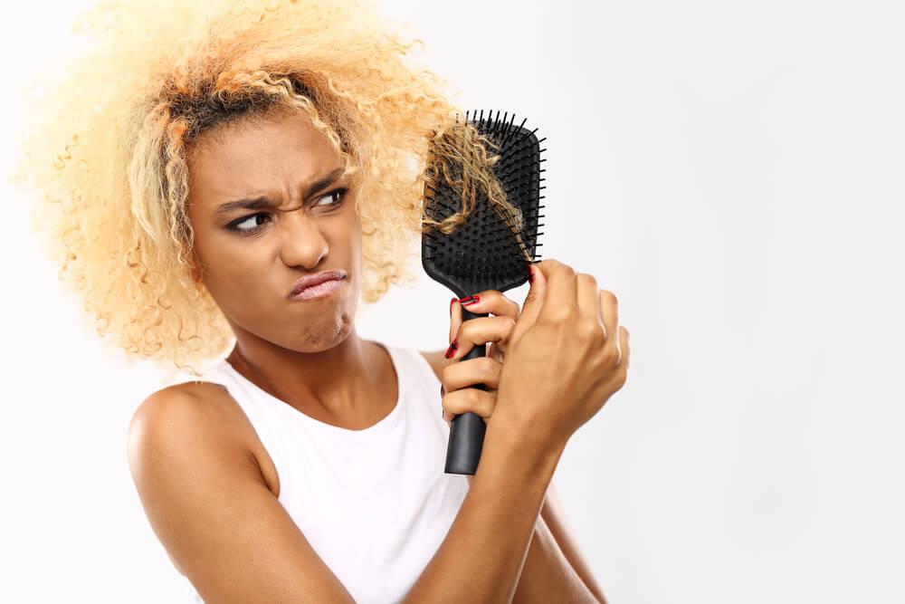 Hair brushing dos and don'ts